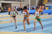 Interior de los Balcanes atletismo — Foto de Stock