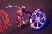 欧亚大陆摩托自行车博览会 — 图库照片
