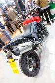 Eurasia Moto Moto Expo — Fotografia Stock