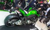 Eurasie Moto Bike Expo — Stock fotografie