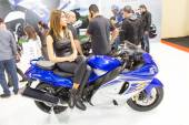 Eurasia Moto Bike Expo — Stock fotografie