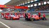 Ferrari Racing Days — Stock Photo