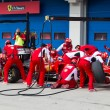 Постер, плакат: Ferrari Racing Days