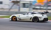 Ferrari Racing Days — Stock Photo
