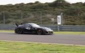 Ferrari Racing Days — ストック写真