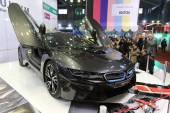BMW i8 — Stock Photo
