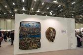 Istanbul Art Fair — Stock Photo