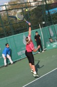 Istanbul Lale Tennis Cup 2015 — Stock Photo