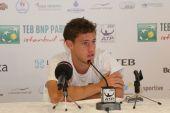 TEB BNP Paribas Istanbul Open — Foto de Stock