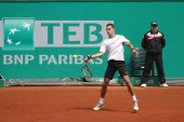 TEB BNP Paribas Istanbul Open — Stock Photo