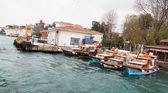 Kanlica Ferry Port — Stock Photo