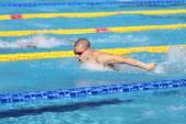 Turkish Swimming Championship — Foto Stock
