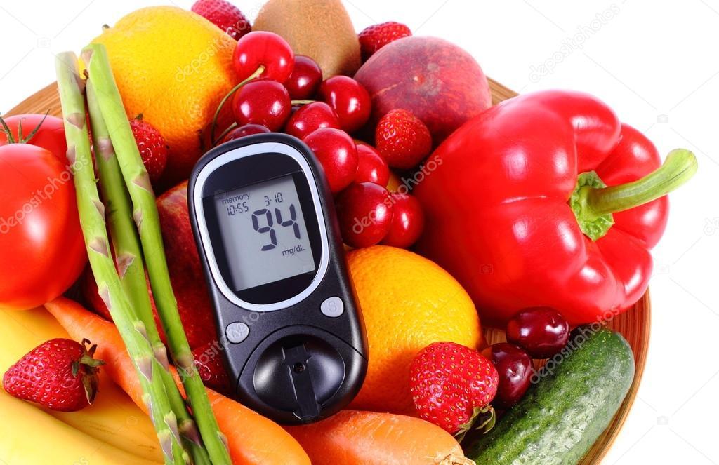 Витаминный комплекс с диабетом