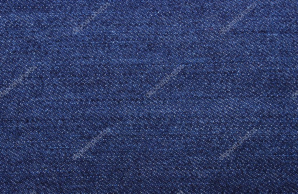 深蓝色牛仔裤纹理作为背景– 图库图片