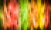 Abstract color striped on blurred background — Foto de Stock