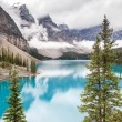 Moraine Lake and Valley of the Ten Peaks in Banff National Park — Stock Photo #52497001