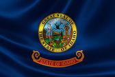 Idaho State Flag — Stock Photo