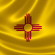 New Mexico State Flag — Stock Photo #54208141