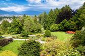Queen Elizabeth Park in Vancouver, Canada — Stock Photo