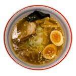 Japanese Shoyu Soya Sauce Ramen Noodles — Stock Photo #62211177