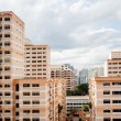 Residential Housing Apartments in Singapore — Stock Photo #63440851