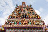 リトルインディア, シンガポールのヒンドゥー寺院 — ストック写真