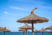 地中海のビーチ — ストック写真
