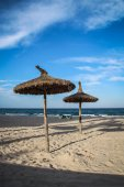Mediterranean Beach — Stock Photo