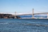 View of Golden Gate Bridge — Stock Photo
