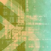 Progettato grunge texture di carta, sfondo — Foto Stock