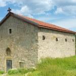 Medieval church. — Stock Photo #77091967