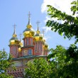 Sergiev Posad. Holy Trinity St. Sergius Lavra. Baptist temple — Stock Photo #76564677