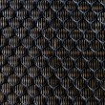 Black plastic net mesh protection — Stock Photo #57961101