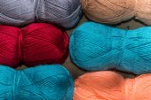 The yarn — Stock Photo