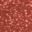Defocused abstract hearts light background — Stock Photo #53337319