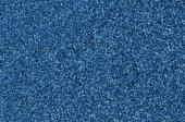 Blue glitter texture background — Stock Photo