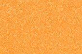 Orange glitter texture background — Stock Photo