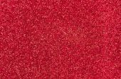 Red glitter texture background — Stock Photo