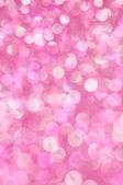 Luz rosa abstrata de fundo desfocado — Fotografia Stock