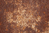Rusted metal texture abstract background — Stock Photo