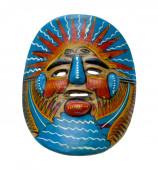 Mexican Souvenir Mask — Stock Photo