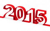 Year 2015 — Stock Photo