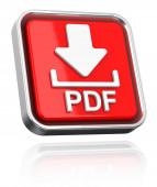 скачать pdf — Стоковое фото