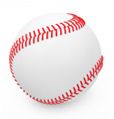 The baseball — Stock Photo