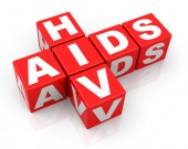 HIV and AIDS — Foto Stock