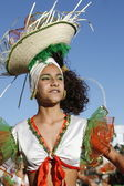 EUROPE CANARY ISLANDS LAS PALMAS CARNEVAL — Stock Photo