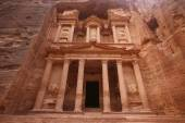 ASIA MIDDLE EAST JORDAN PETRA — Stock Photo