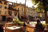 EUROPE ITALY LAGO MAGGIORE — ストック写真