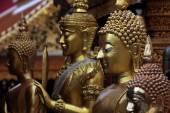 ASIA THAILAND CHIANG WAT DOI SUTHEP — Stock Photo