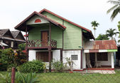 ASIA SOUTHEASTASIA LAOS KHAMMUAN REGION — Stock Photo